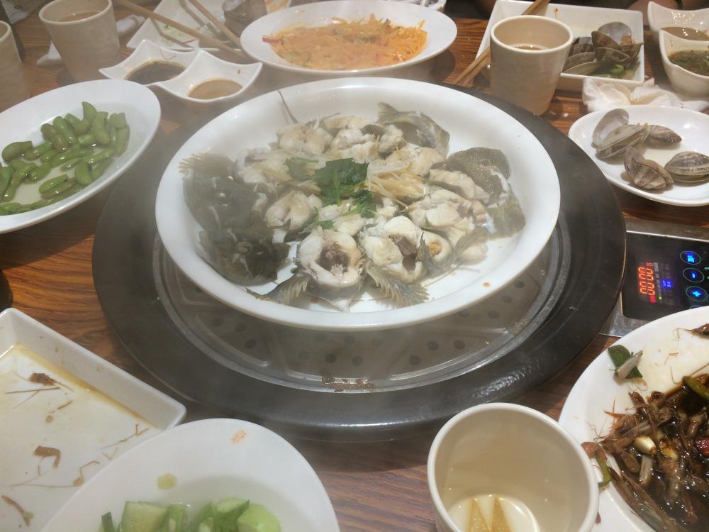 大連の海味当家