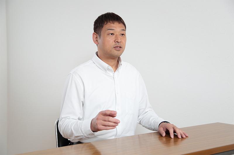 笹原博之社長