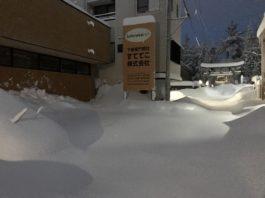 福井県での大雪状況