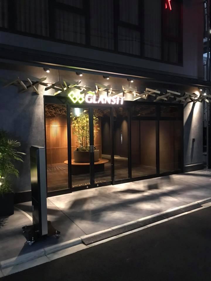 京都 カプセルホテル GLANSIT