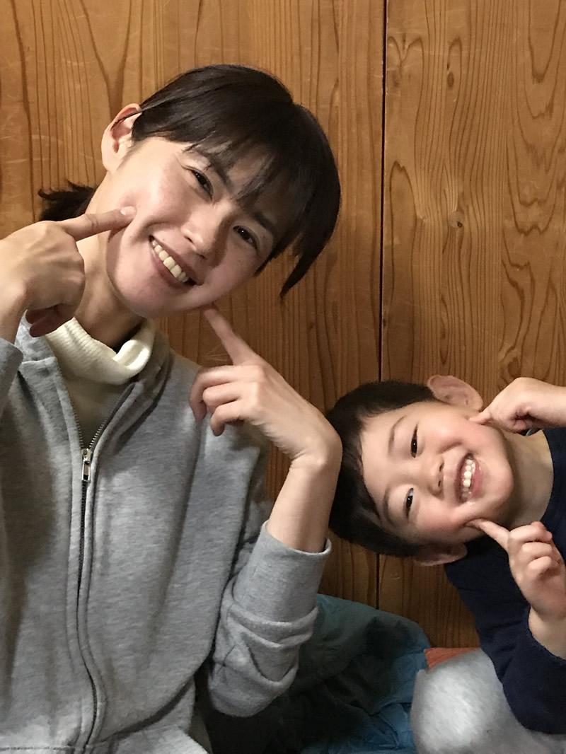 2018.02.20なかやで家族で食事