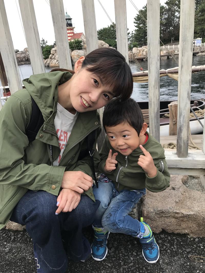 2018.10.14家族で2泊3日のディズニーランド