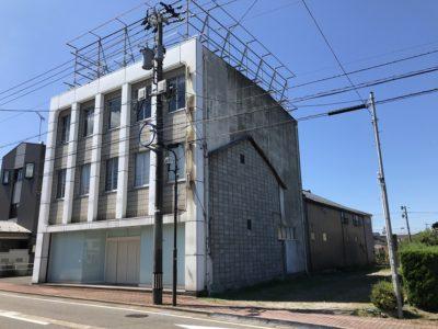 すててこ株式会社 六日区倉庫