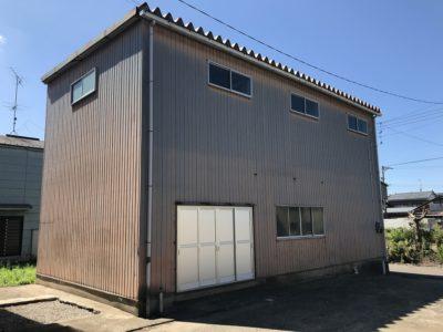 すててこ株式会社 六日区第2倉庫